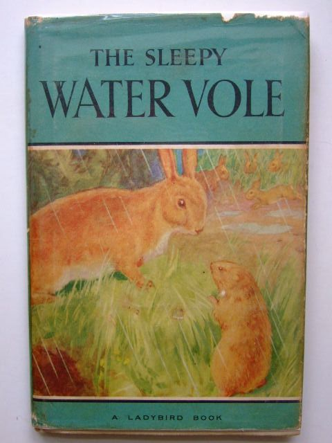Photo of THE SLEEPY WATER VOLE written by Barr, Noel illustrated by Hickling, P.B. published by Wills & Hepworth Ltd. (STOCK CODE: 1703000)  for sale by Stella & Rose's Books
