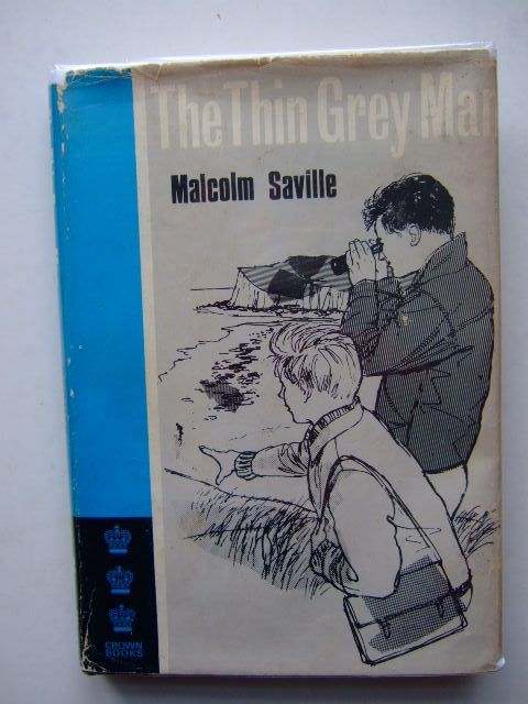 Photo of THE THIN GREY MAN written by Saville, Malcolm illustrated by Knight, Desmond published by MacMillan (STOCK CODE: 1703415)  for sale by Stella & Rose's Books