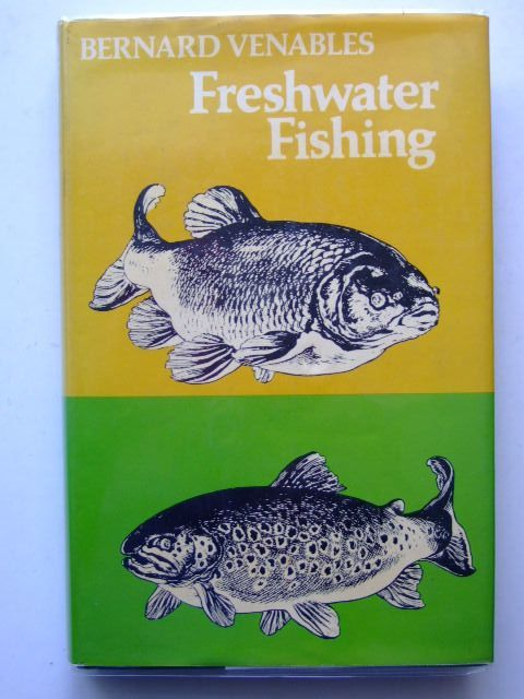 Photo of FRESHWATER FISHING written by Venables, Bernard illustrated by Venables, Bernard published by Barrie & Jenkins (STOCK CODE: 1703431)  for sale by Stella & Rose's Books