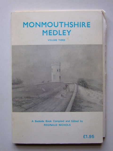 Photo of MONMOUTHSHIRE MEDLEY VOLUME THREE written by Nichols, Reginald published by Reginald Nichols (STOCK CODE: 1703676)  for sale by Stella & Rose's Books