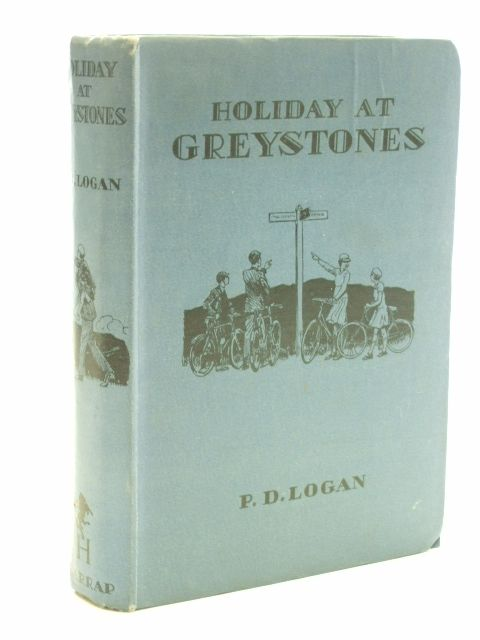 Photo of HOLIDAY AT GREYSTONES written by Logan, P.D. illustrated by Lumley, Savile published by George G. Harrap & Co. Ltd. (STOCK CODE: 1704278)  for sale by Stella & Rose's Books