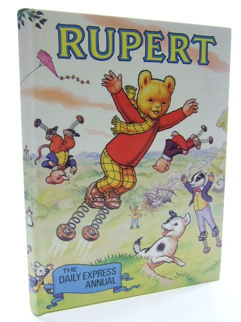 Photo of RUPERT ANNUAL 1982 illustrated by Harrold, John published by Express Newspapers Ltd. (STOCK CODE: 1704558)  for sale by Stella & Rose's Books
