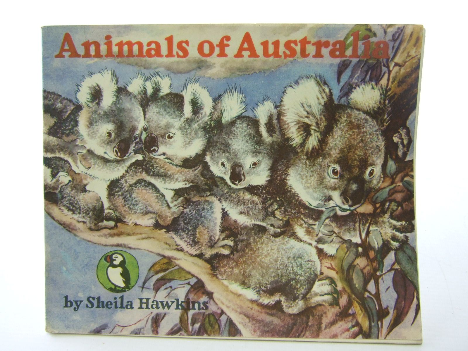 Photo of ANIMALS OF AUSTRALIA written by Hawkins, Sheila illustrated by Hawkins, Sheila published by Penguin Books (STOCK CODE: 1705932)  for sale by Stella & Rose's Books
