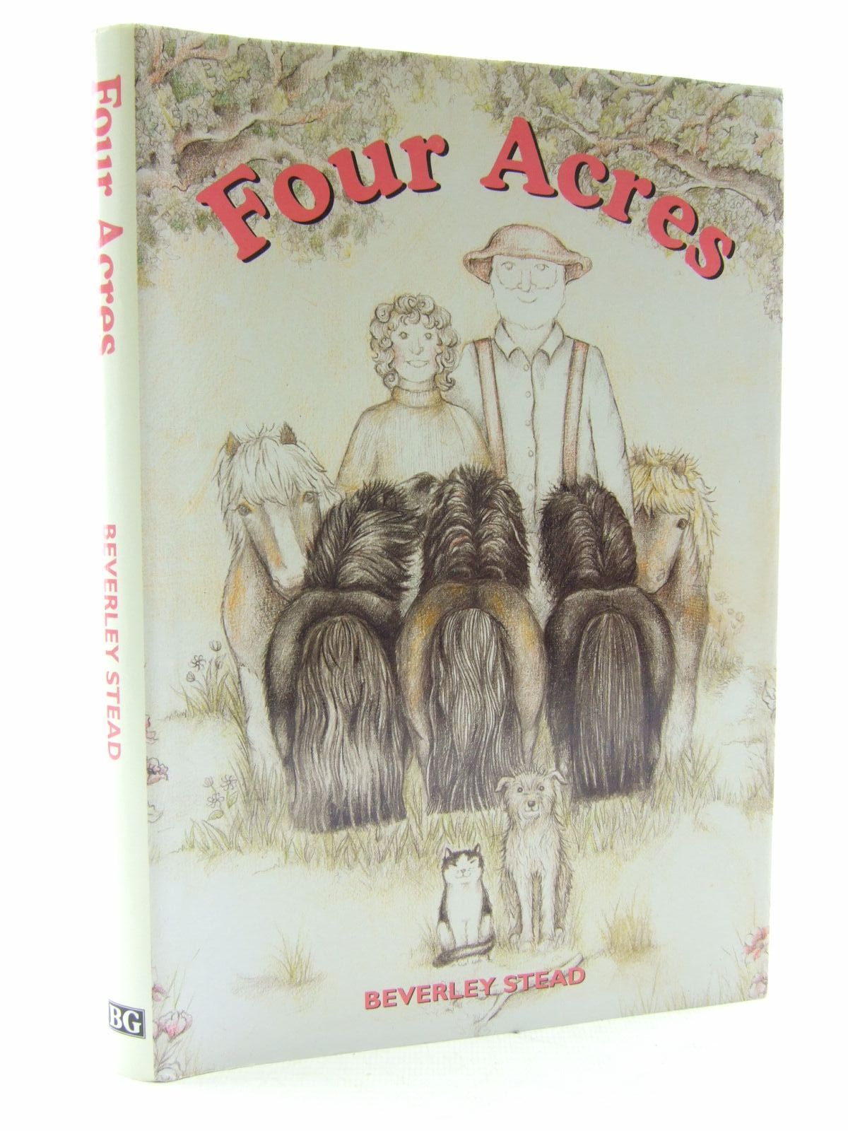 Photo of FOUR ACRES written by Stead, Beverley published by The Book Guild Ltd. (STOCK CODE: 1706493)  for sale by Stella & Rose's Books