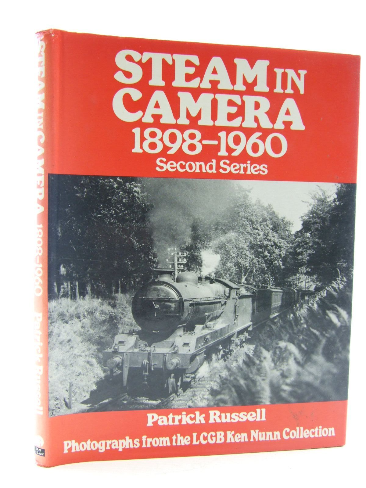 Photo of STEAM IN CAMERA 1898-1960 SECOND SERIES written by Russell, Patrick published by Ian Allan (STOCK CODE: 1706560)  for sale by Stella & Rose's Books