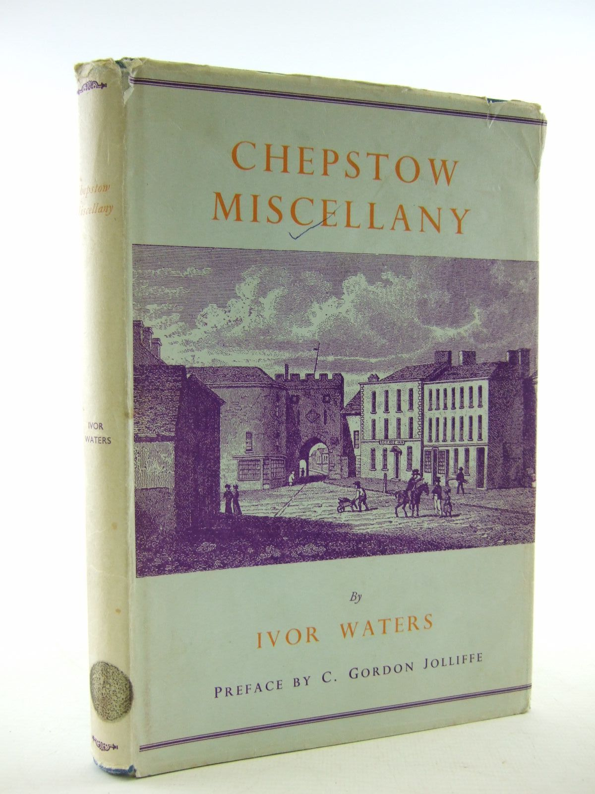 Photo of CHEPSTOW MISCELLANY written by Waters, Ivor published by The Chepstow Society (STOCK CODE: 1707134)  for sale by Stella & Rose's Books