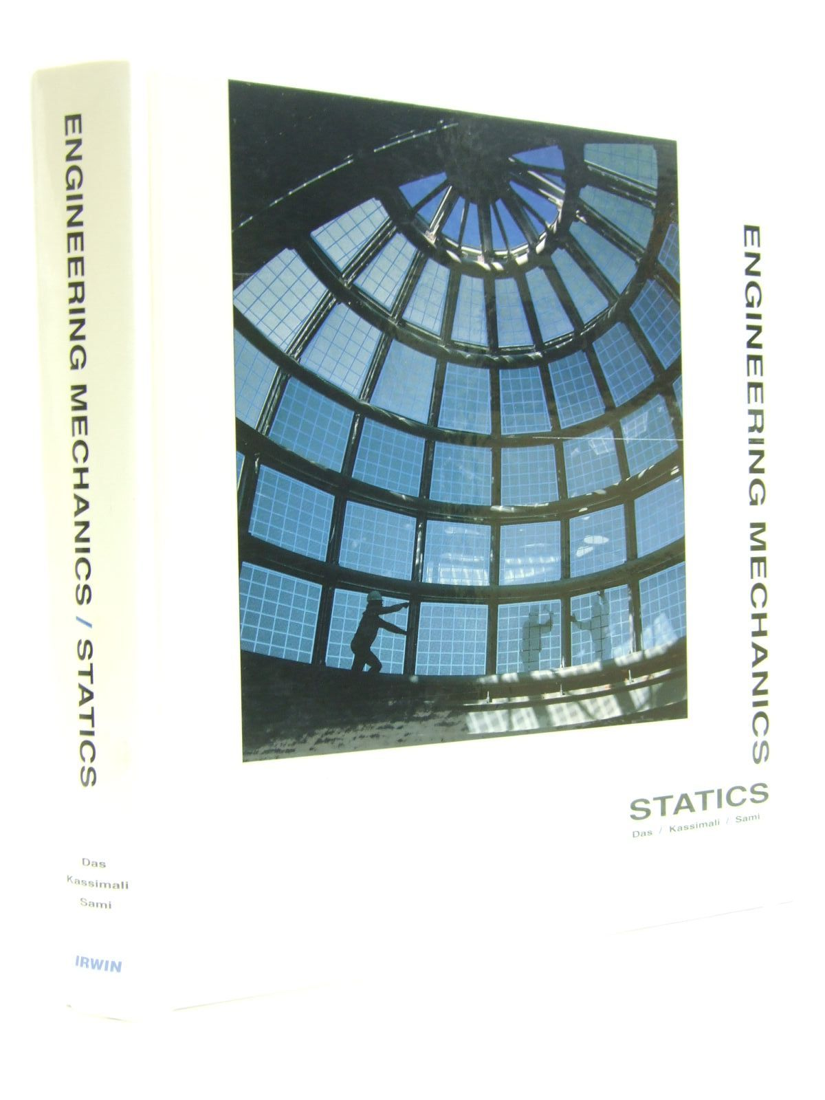 Photo of ENGINEERING MECHANICS STATICS written by Braja, Das<br />Kassimali, Asiam<br />Same, Sedat published by Irwin (STOCK CODE: 1707694)  for sale by Stella & Rose's Books