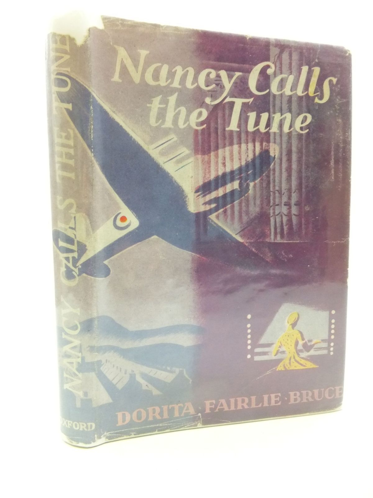 Photo of NANCY CALLS THE TUNE written by Bruce, Dorita Fairlie illustrated by Horder, Margaret published by Oxford University Press, Humphrey Milford (STOCK CODE: 1708152)  for sale by Stella & Rose's Books