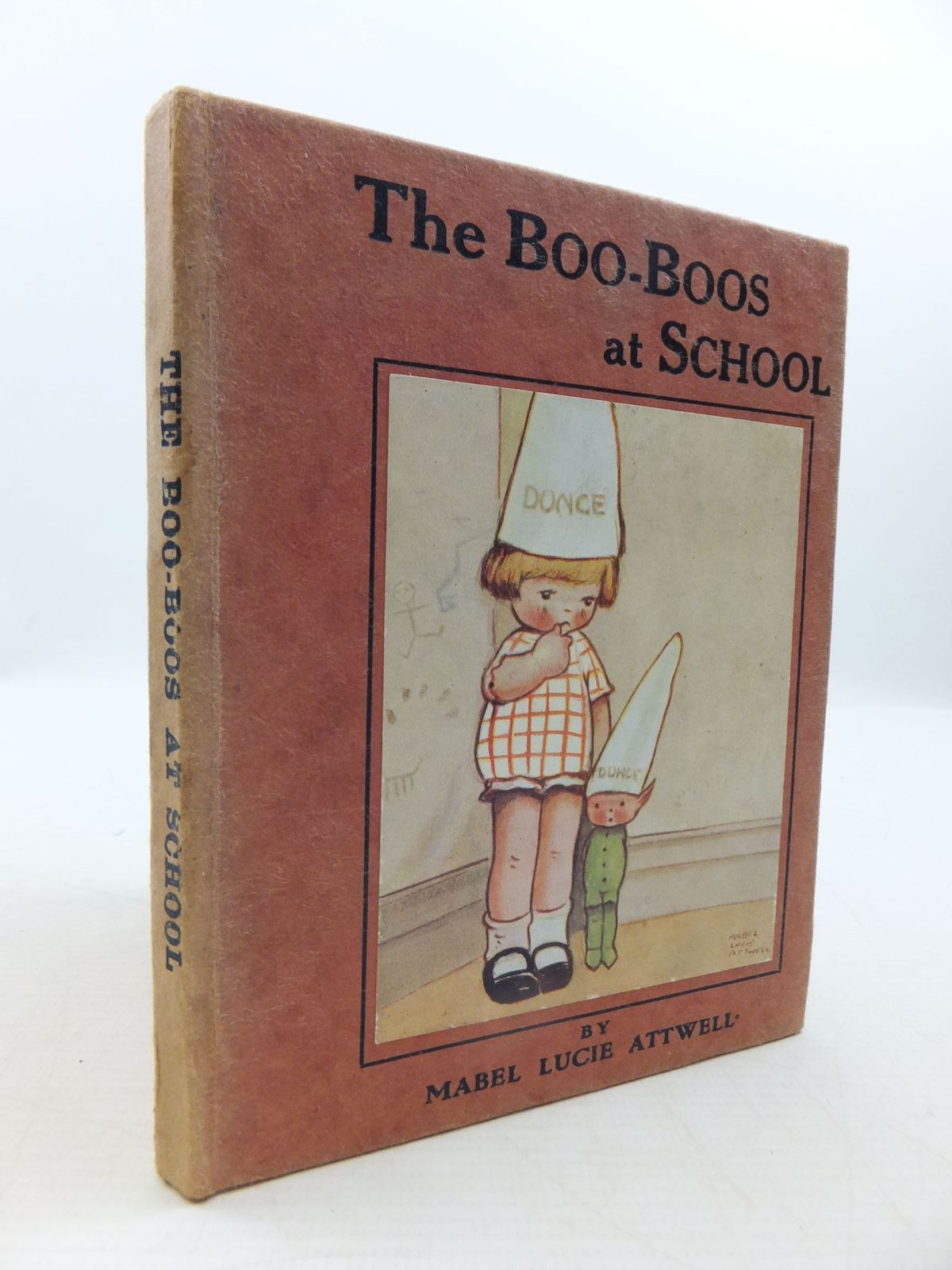 The Boo-Boos At School