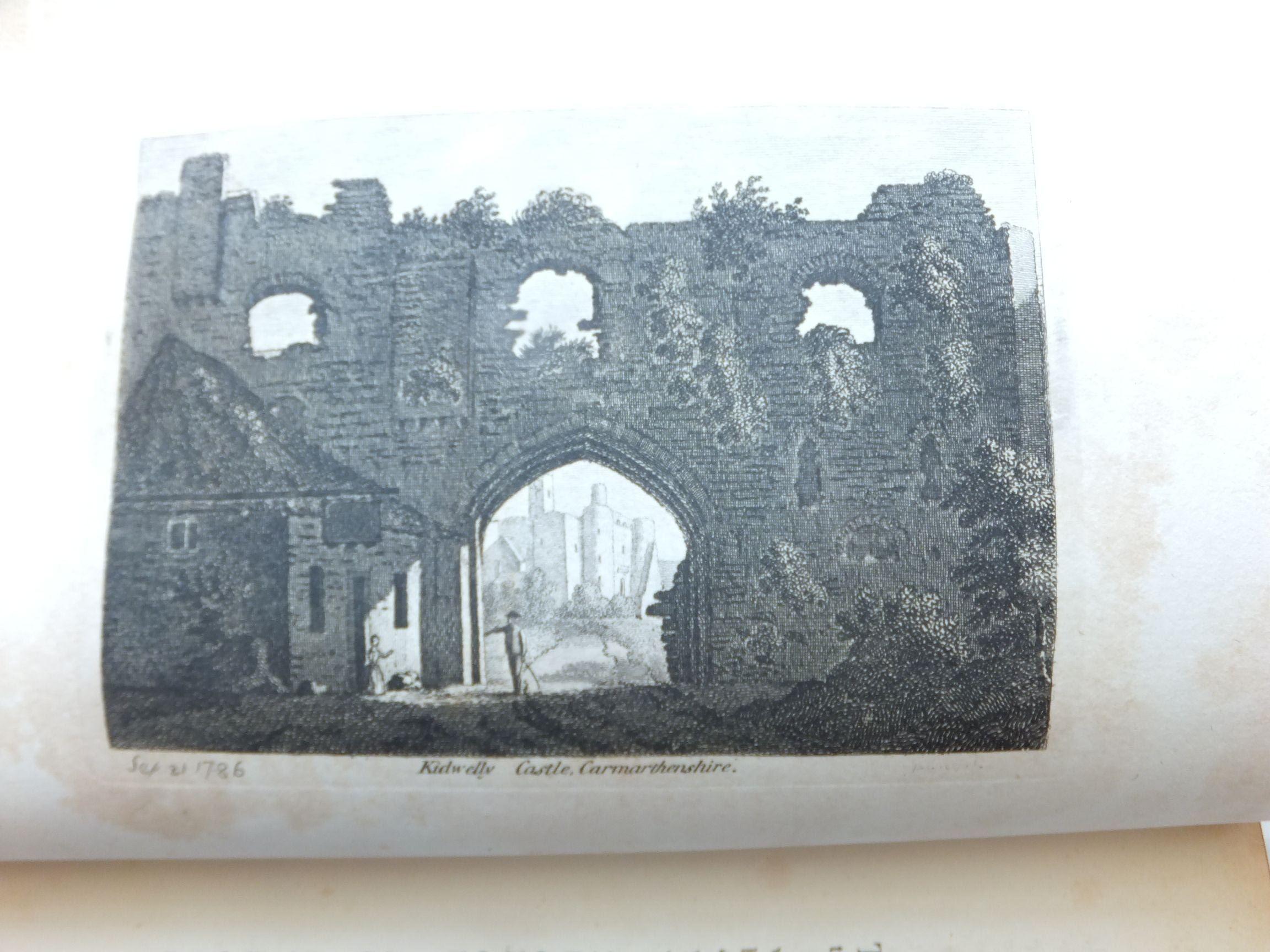Photo of THE ANTIQUITIES OF ENGLAND AND WALES VOL. VII CAERMARTHENSHIRE written by Grose, Francis published by Hooper & Wigstead (STOCK CODE: 1708345)  for sale by Stella & Rose's Books