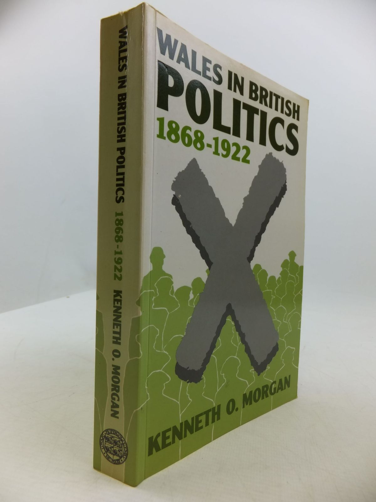 Photo of WALES IN BRITISH POLITICS 1868-1922 written by Morgan, Kenneth O. published by University of Wales (STOCK CODE: 1708357)  for sale by Stella & Rose's Books