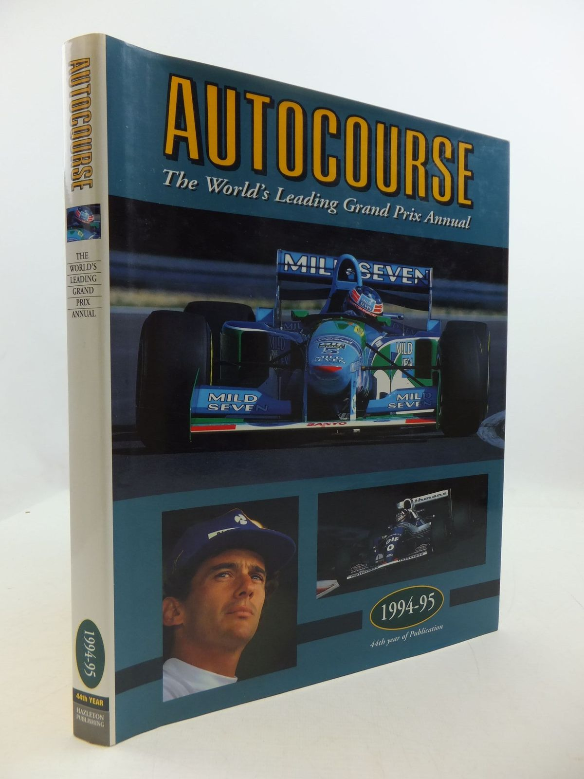 Photo of AUTOCOURSE 1994-95 written by Henry, Alan published by Hazleton Securities (STOCK CODE: 1708395)  for sale by Stella & Rose's Books
