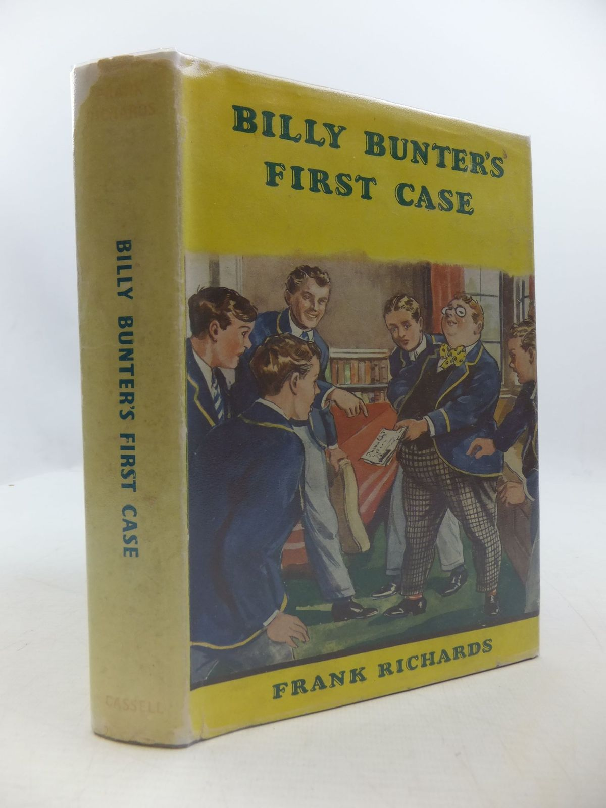 Photo of BILLY BUNTER'S FIRST CASE