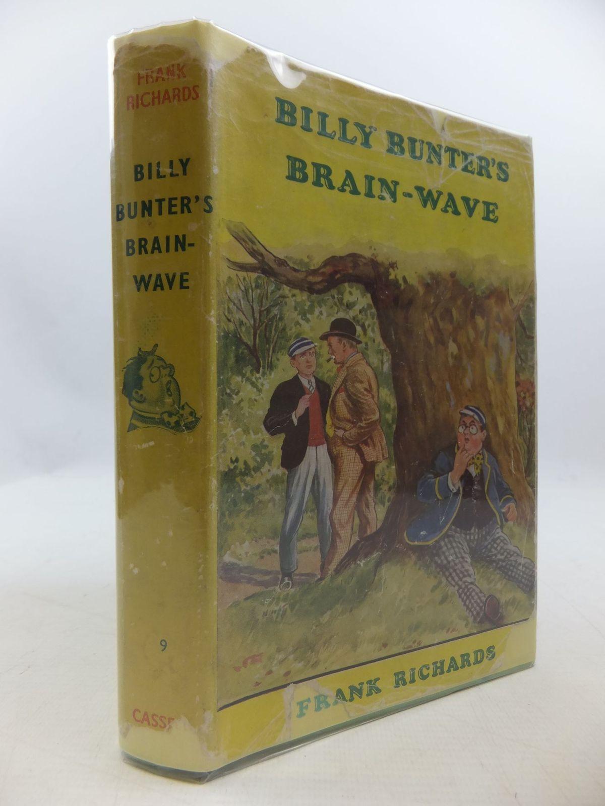 Photo of BILLY BUNTER'S BRAIN-WAVE