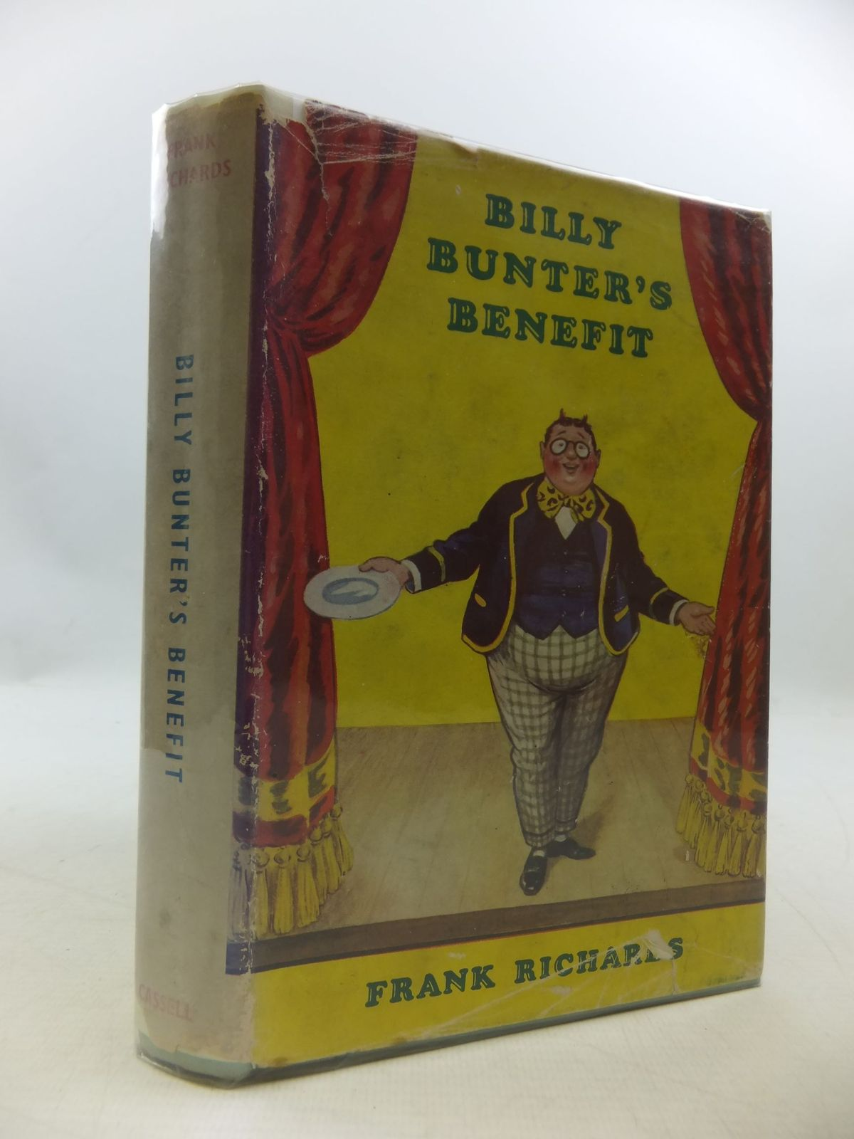 Photo of BILLY BUNTER'S BENEFIT