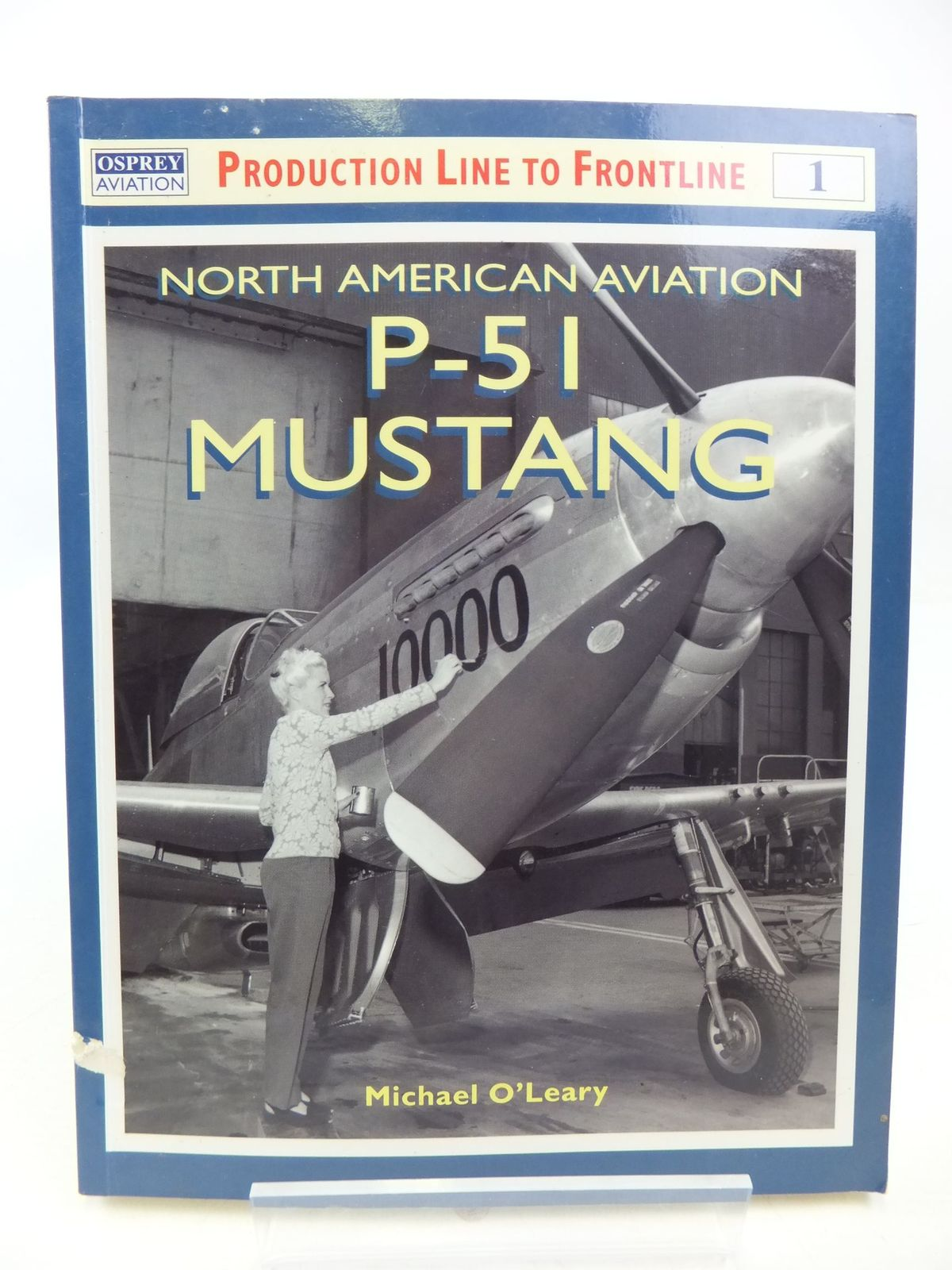 Photo of NORTH AMERICAN AVIATION P-51 MUSTANG