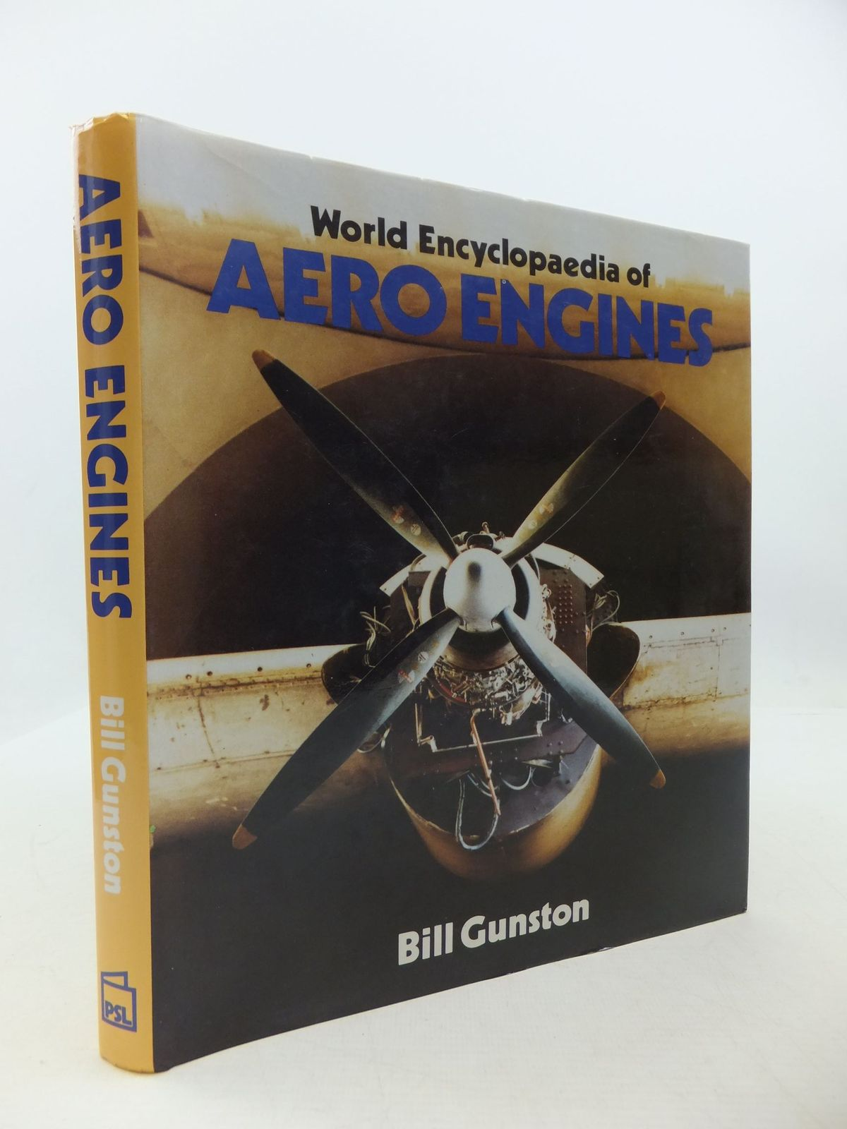 Photo of WORLD ENCYCLOPAEDIA OF AERO ENGINES