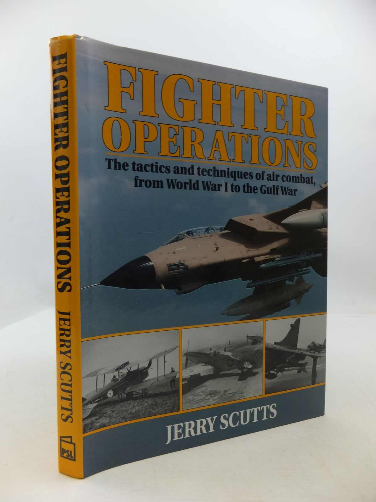 Photo of FIGHTER OPERATIONS written by Scutts, Jerry published by Patrick Stephens Limited (STOCK CODE: 1708611)  for sale by Stella & Rose's Books