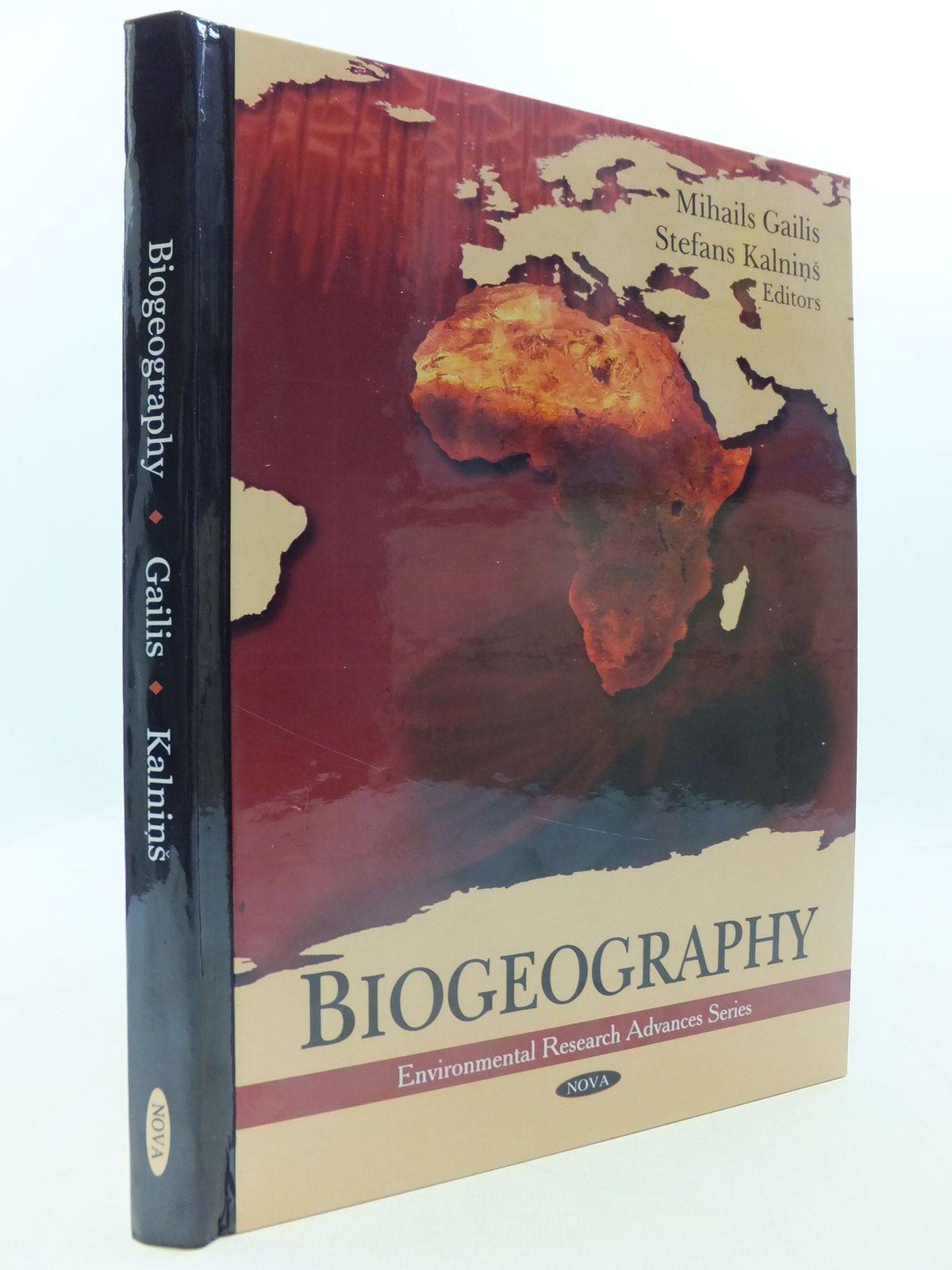Photo of BIOGEOGRAPHY