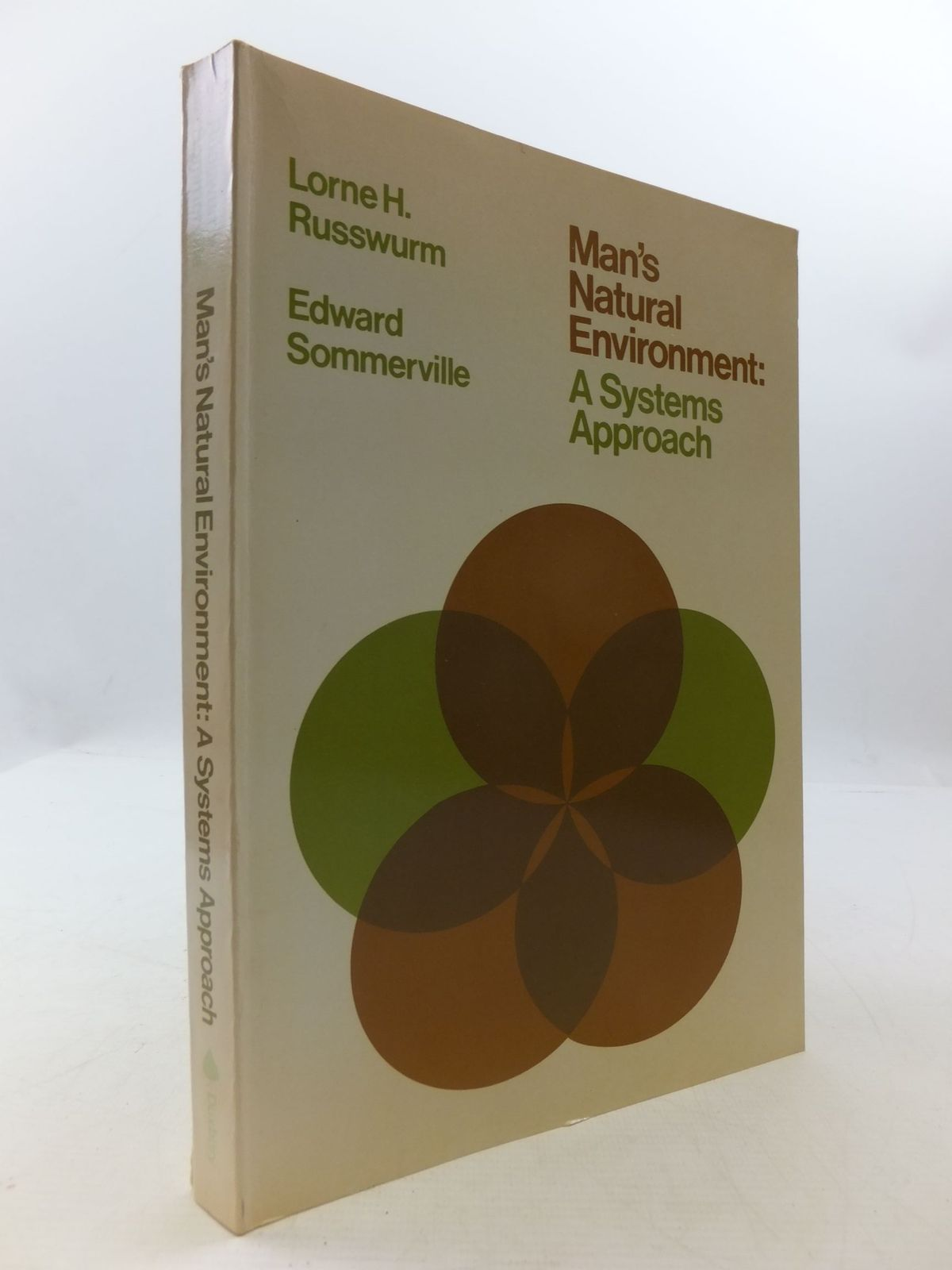 Photo of MAN'S NATURAL ENVIROMENT A SYSTEMS APPROACH written by Russwurm, Lorne H.<br />Sommerville, Edward published by Duxbury (STOCK CODE: 1708651)  for sale by Stella & Rose's Books