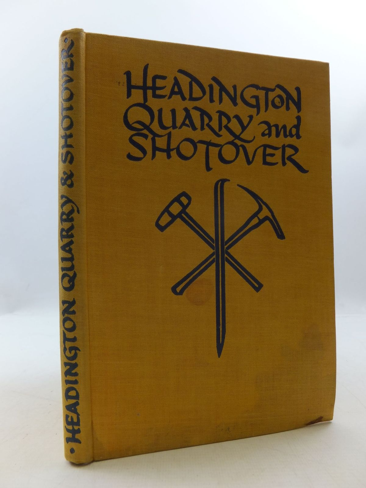 Photo of HEADINGTON QUARRY AND SHOTOVER