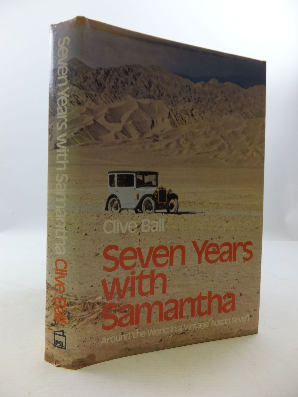 Photo of SEVEN YEARS WITH SAMANTHA