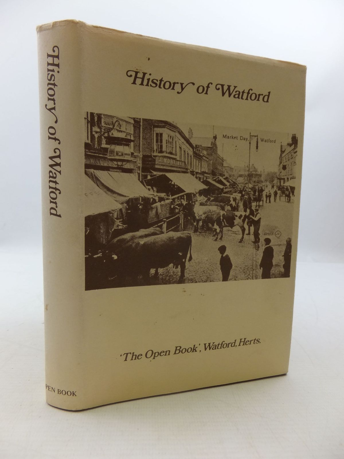 Photo of ILLUSTRATED COMPANION TO THE HISTORY OF WATFORD (AND DISTRICT)