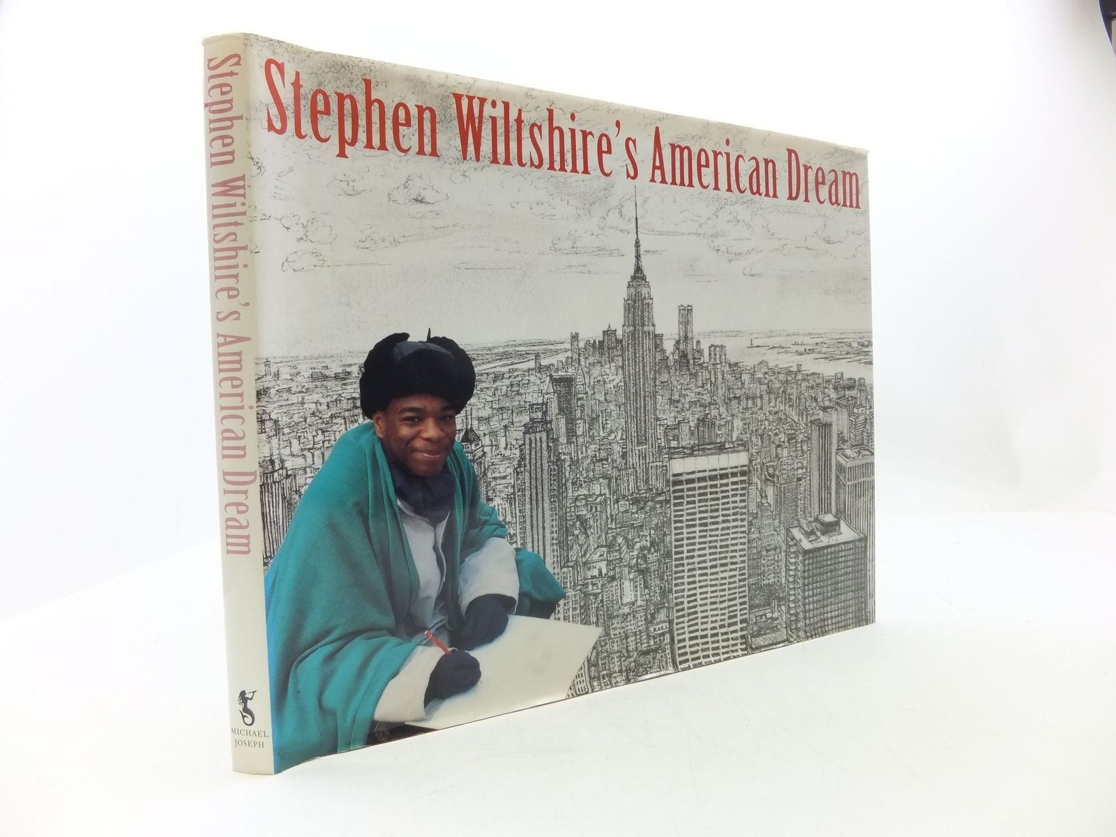 Photo of STEPHEN WILTSHIRE'S AMERICAN DREAM