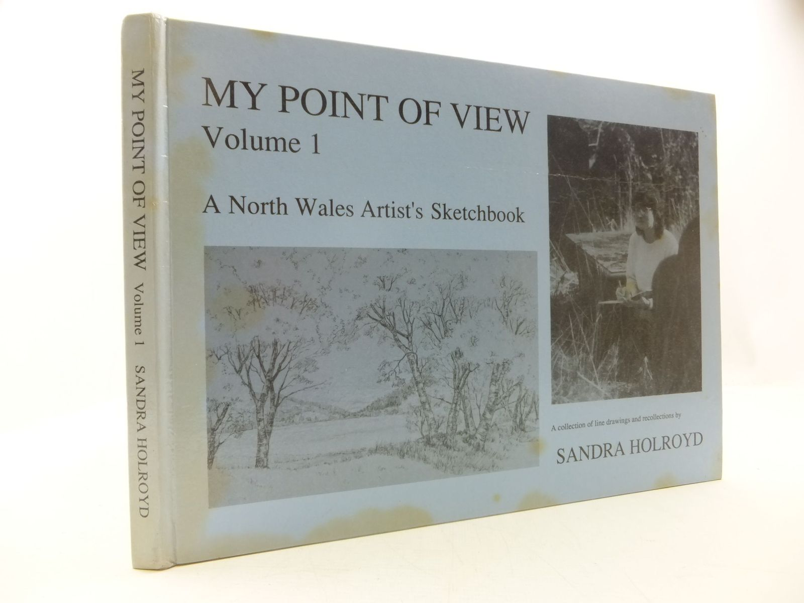 Photo of MY POINT OF VIEW VOLUME 1 A NORTH WALES ARTIST'S SKETCHBOOK