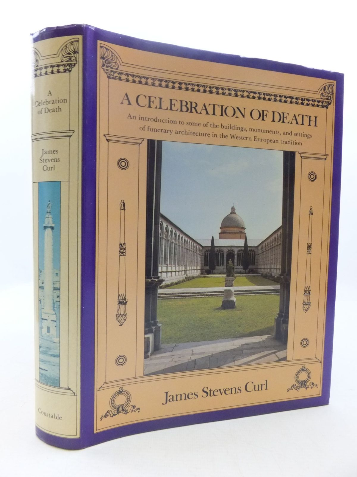 Photo of A CELEBRATION OF DEATH written by Curl, James Stevens published by Constable (STOCK CODE: 1708724)  for sale by Stella & Rose's Books