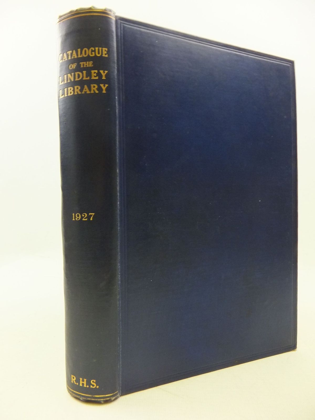 Photo of THE LINDLEY LIBRAY published by Royal Horticultural society (STOCK CODE: 1708833)  for sale by Stella & Rose's Books