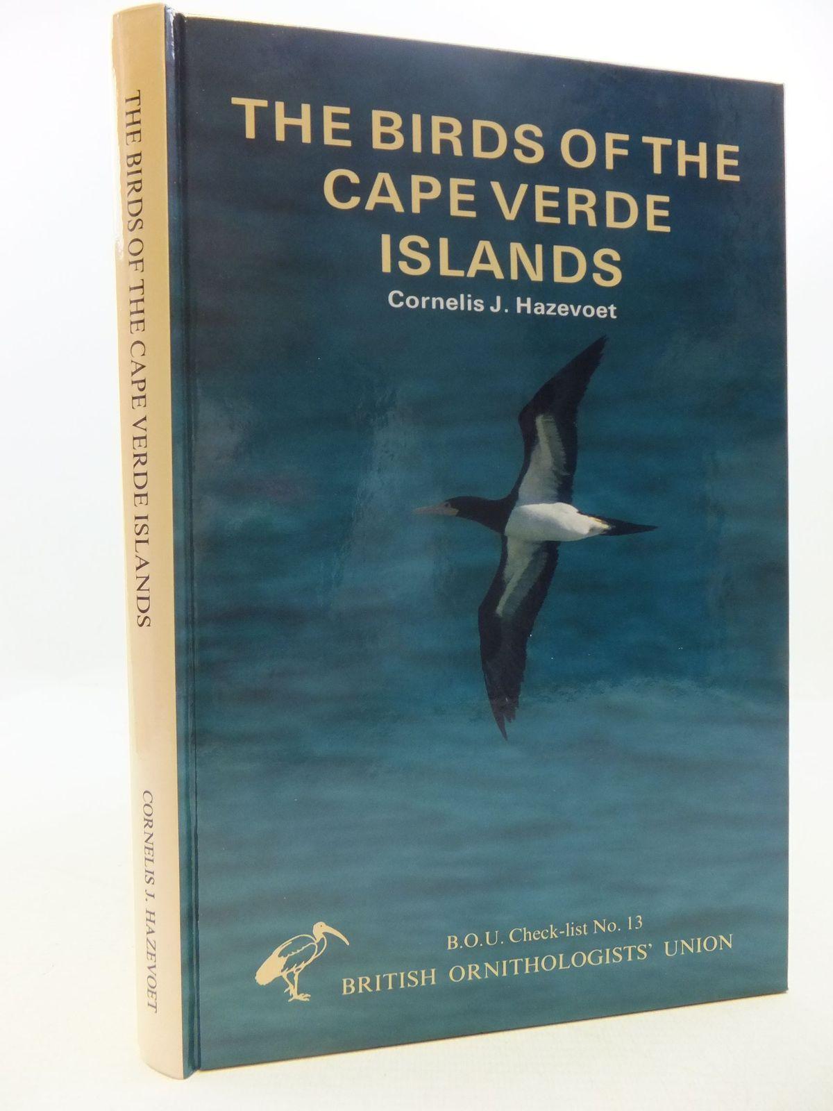 Photo of THE BIRDS OF CAPE VERDE ISLANDS