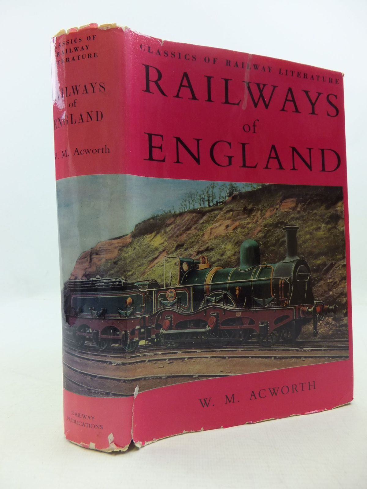 Photo of THE RAILWAYS OF ENGLAND