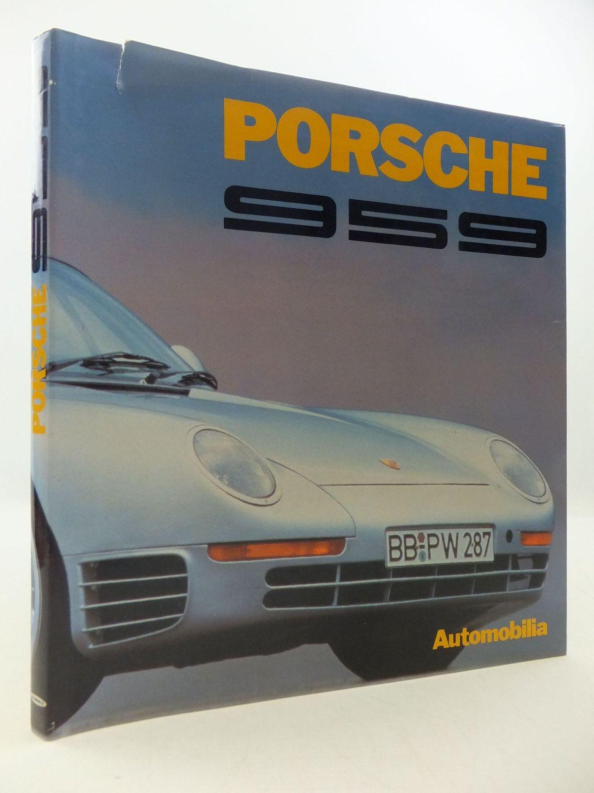 Photo of PORSCHE 959