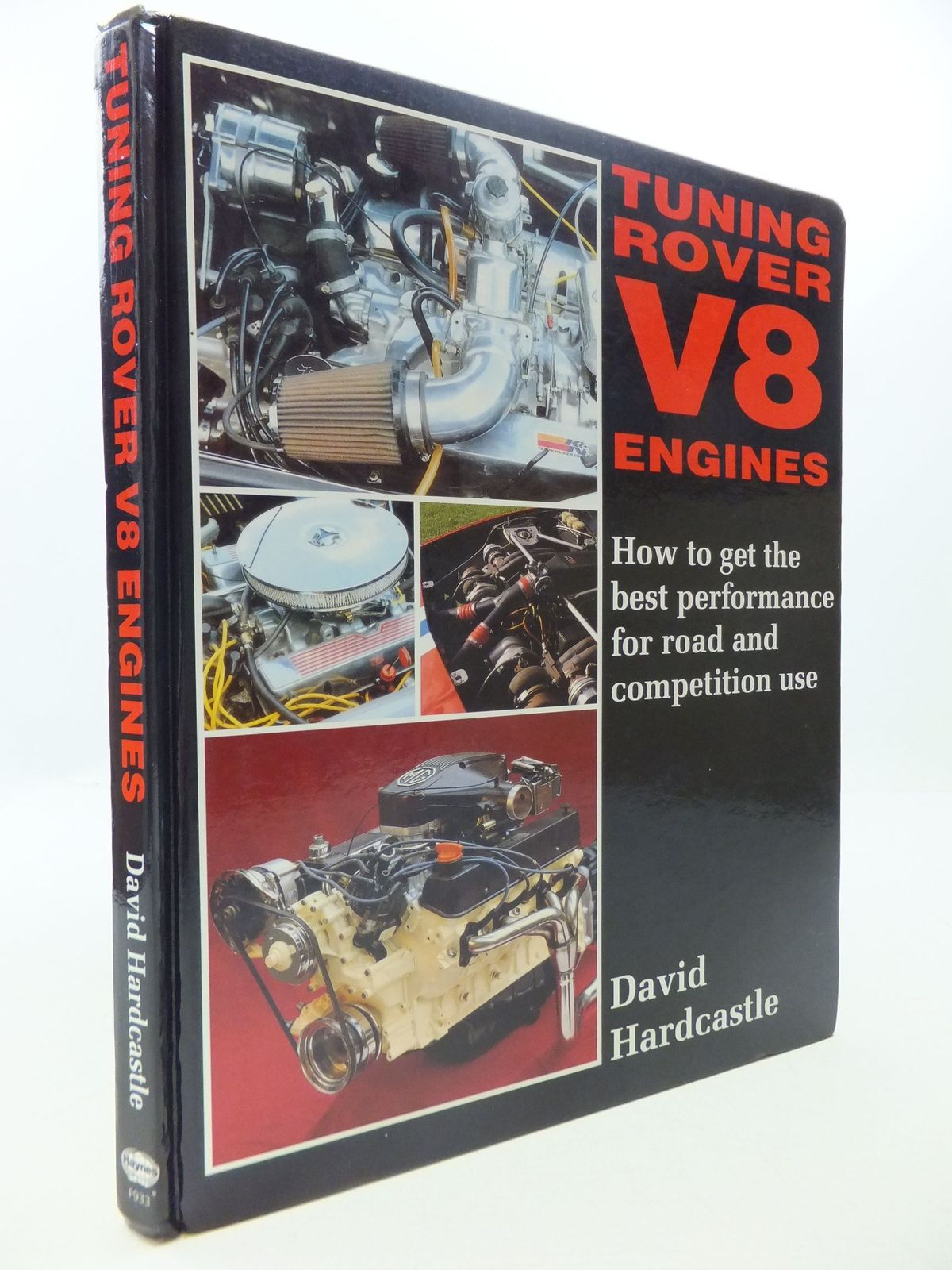 Photo of TUNING ROVER V8 ENGINES