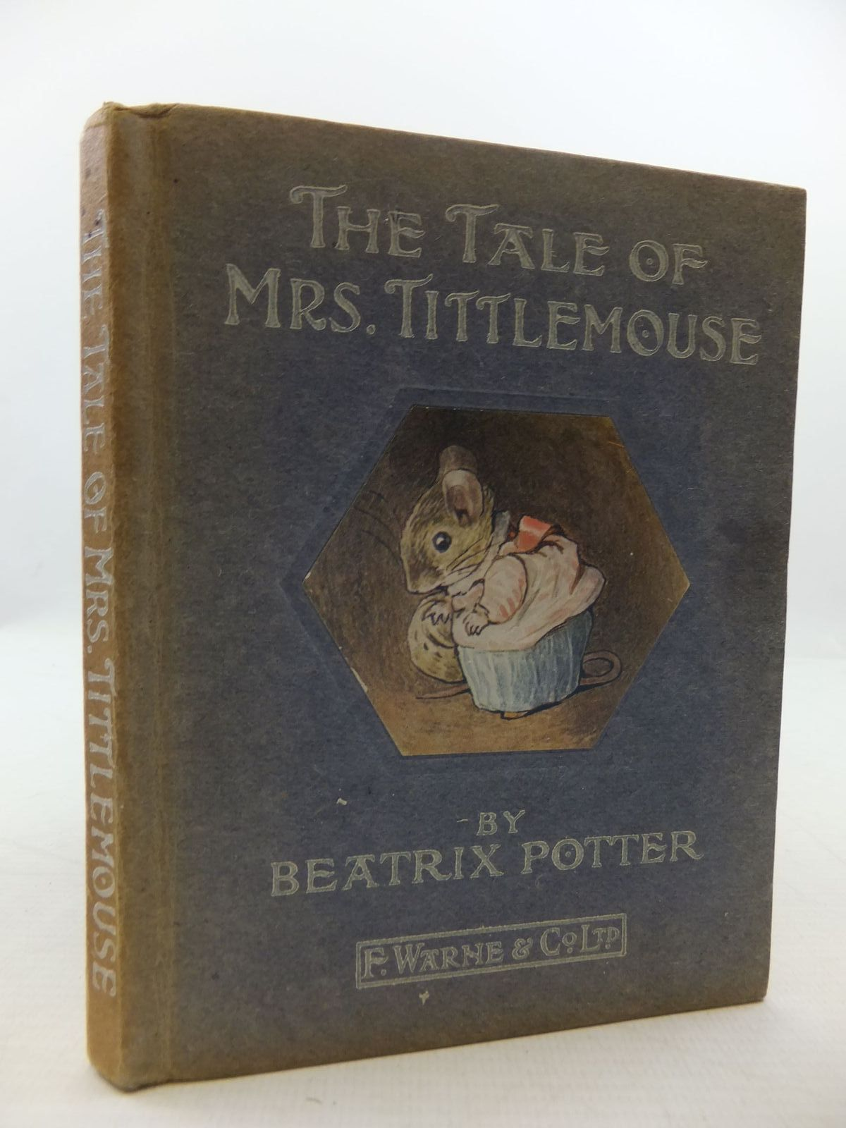 Photo of THE TALE OF MRS. TITTLEMOUSE