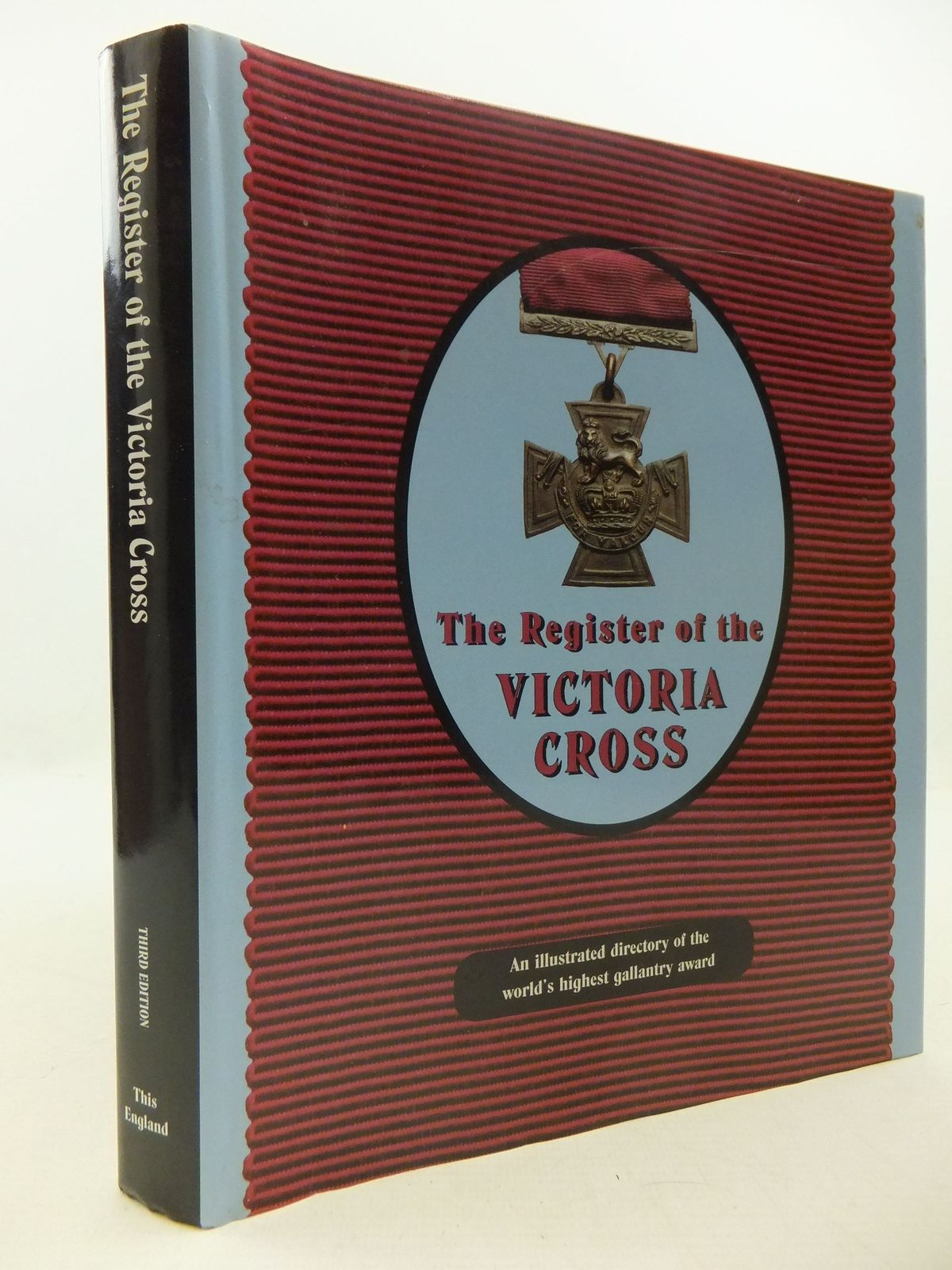 Photo of THE REGISTER OF THE VICTORIA CROSS