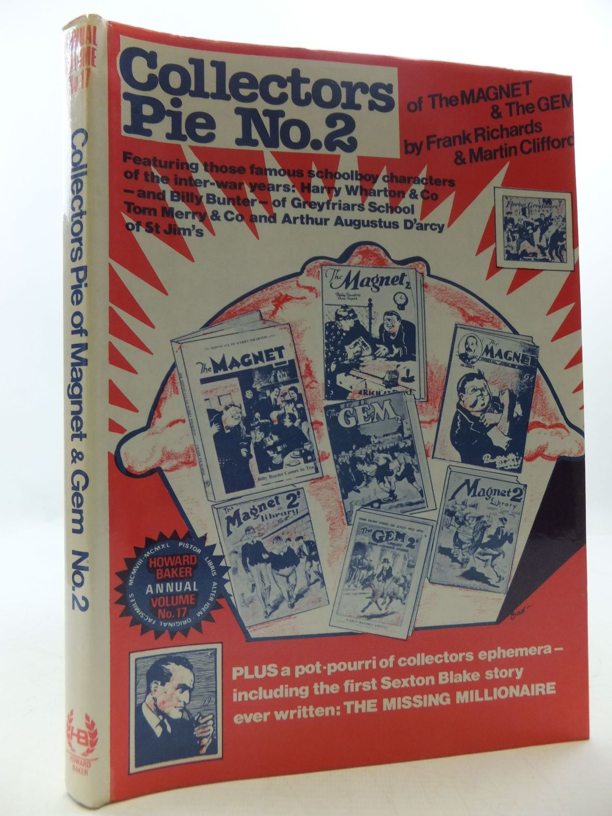 Photo of COLLECTORS PIE OF MAGNET & GEM NUMBER TWO