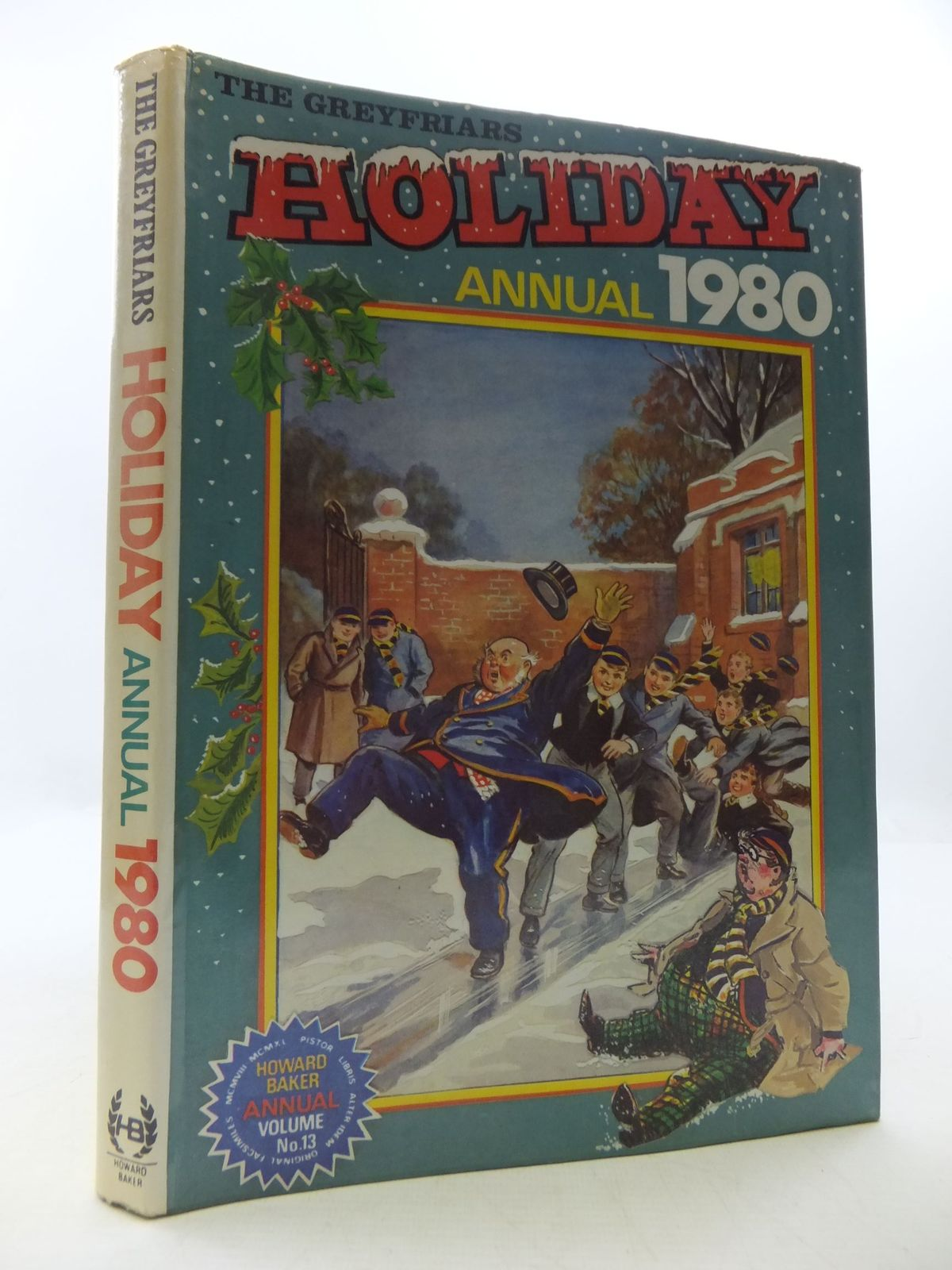 Photo of THE GREYFRIARS HOLIDAY ANNUAL 1980