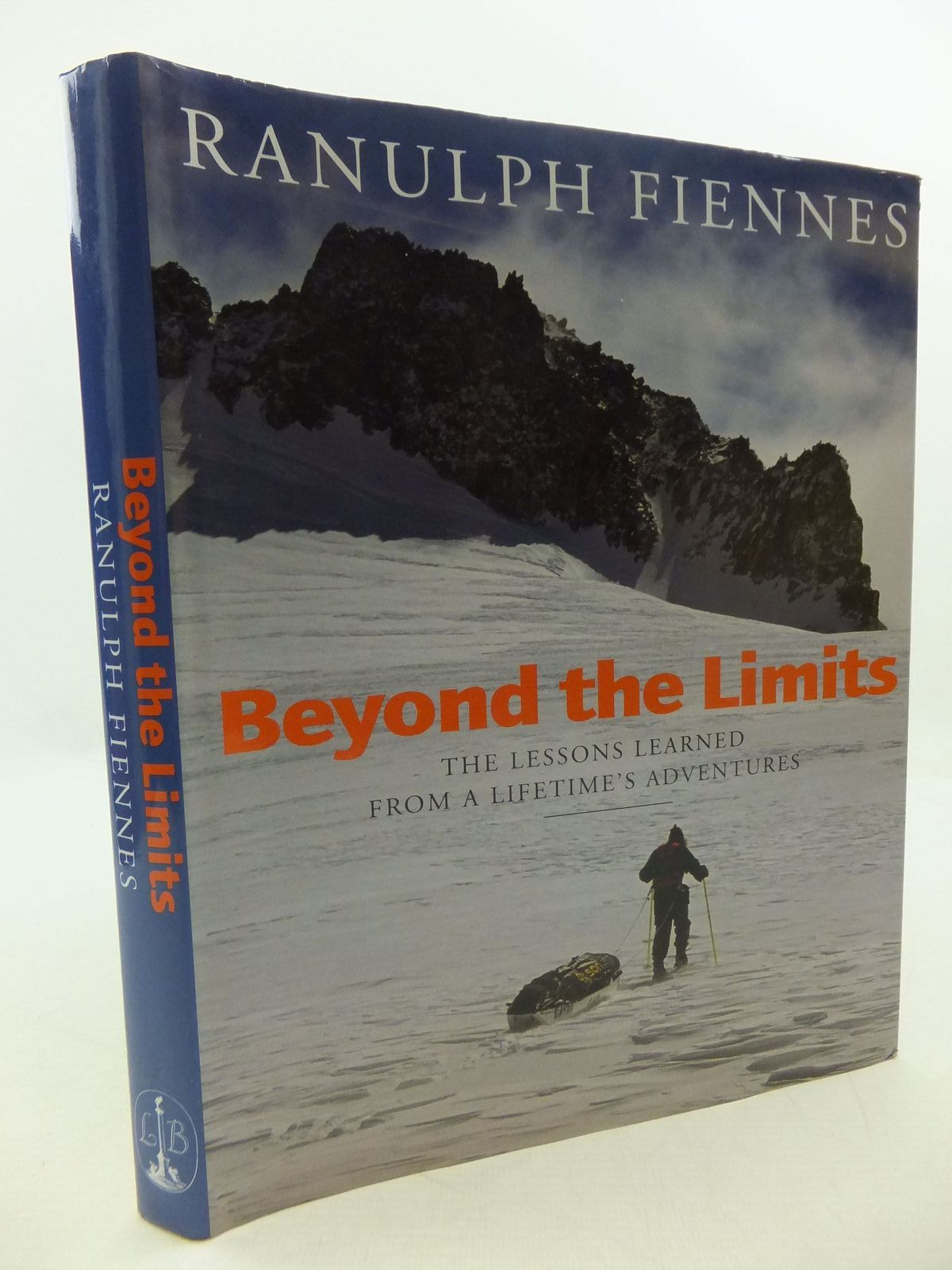 Photo of BEYOND THE LIMITS THE LESSONS LEARNED FROM A LIFETIME'S ADVENTURES