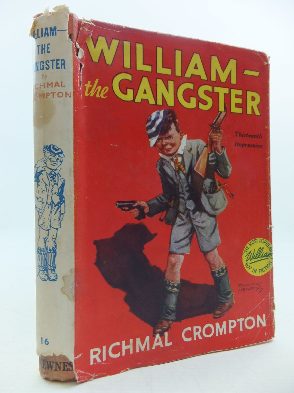 Photo of WILLIAM THE GANGSTER