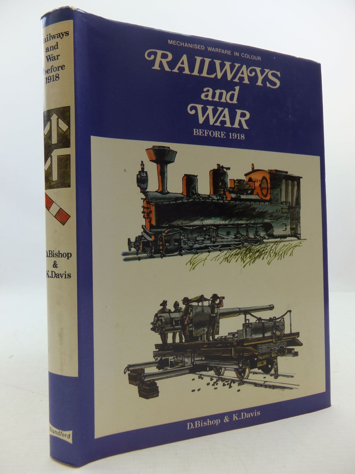 Photo of RAILWAYS AND WAR BEFORE 1918