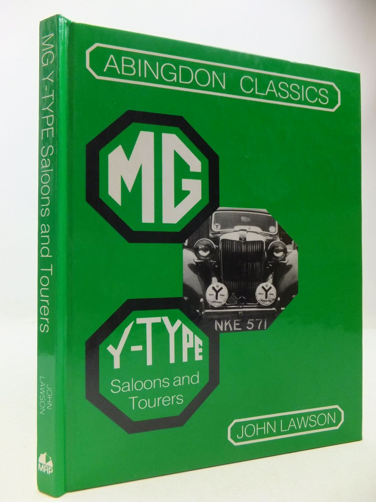 Photo of MG Y-TYPE SALOONS AND TOURERS