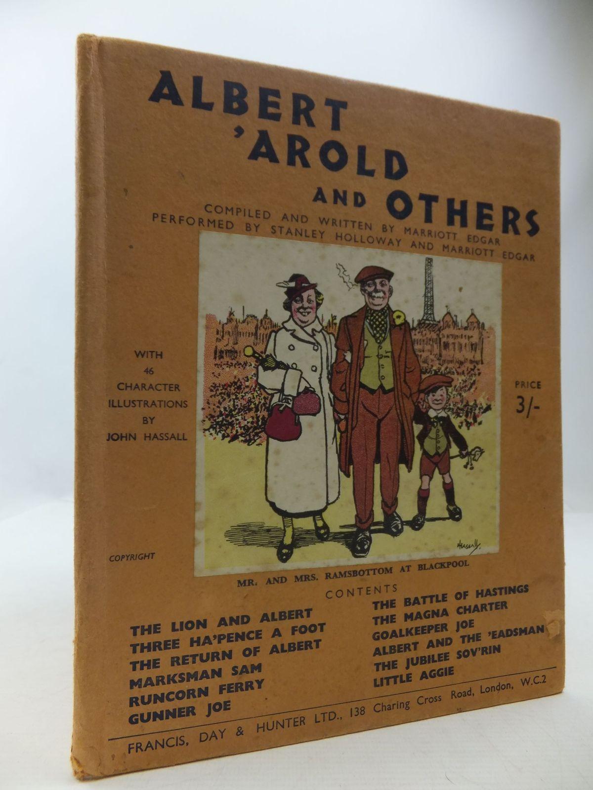 Albert, Arold, and Others, Edgar, Marriott