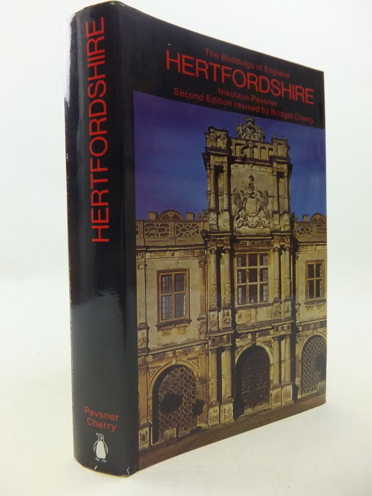 Photo of HERTFORDSHIRE (BUILDINGS OF ENGLAND)