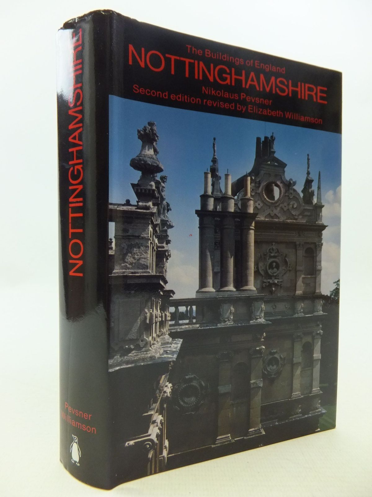 Photo of NOTTINGHAMSHIRE (BUILDINGS OF ENGLAND)