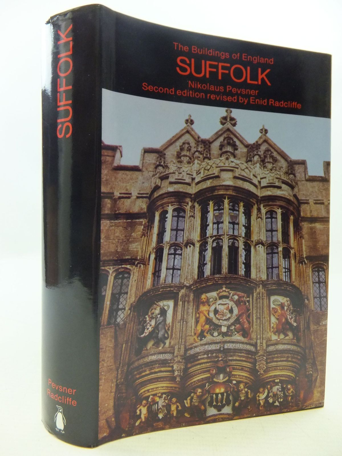 Photo of SUFFOLK (BUILDINGS OF ENGLAND)