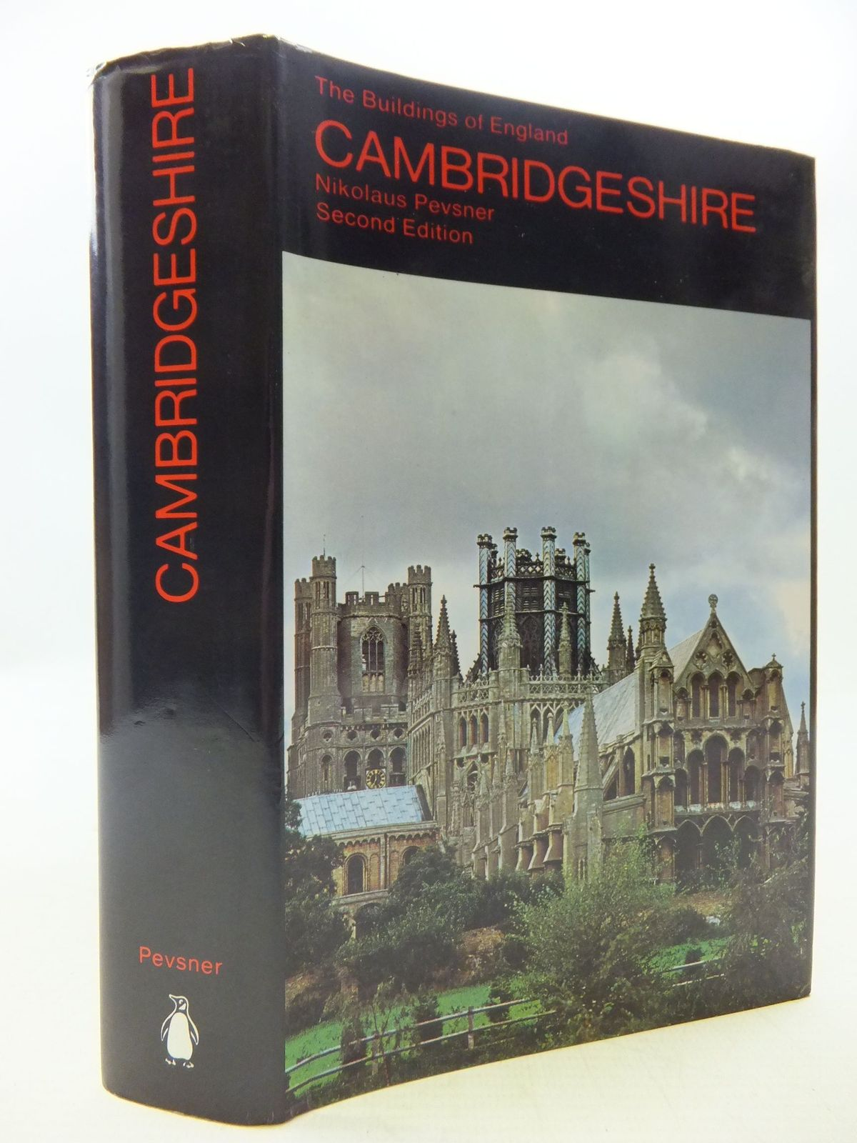 Photo of CAMBRIDGESHIRE (BUILDINGS OF ENGLAND)