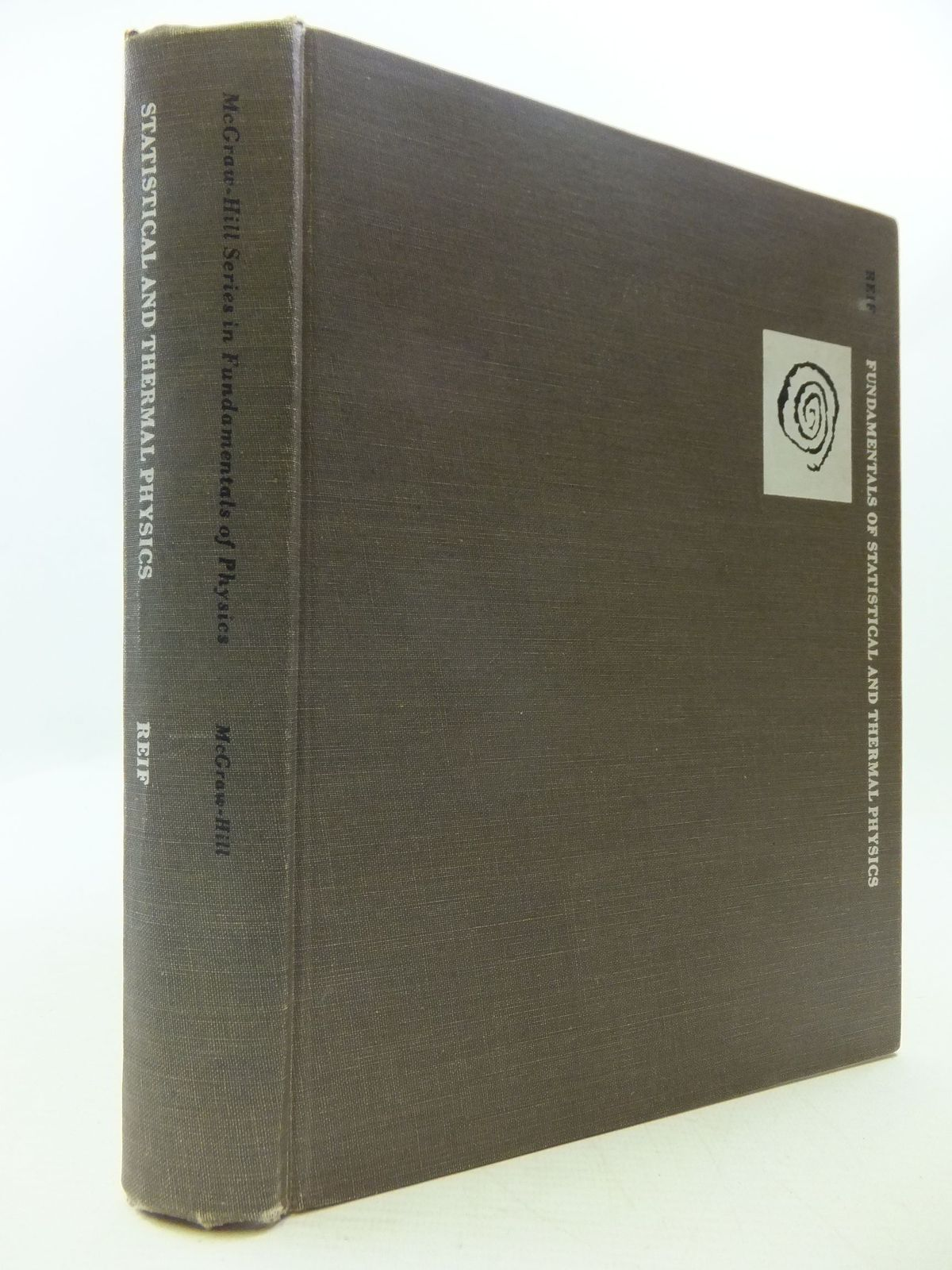 Photo of FUNDAMENTALS OF STATISTICAL AND THERMAL PHYSICS