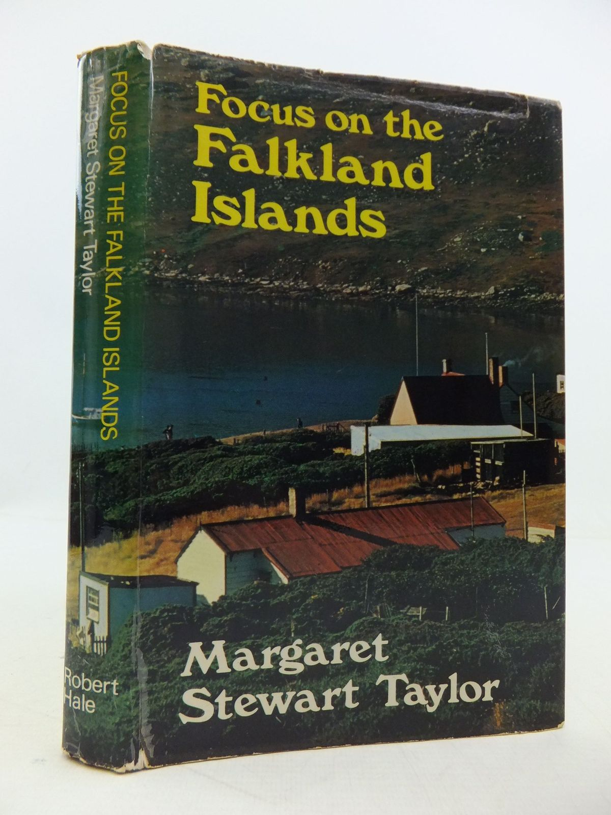 Photo of FOCUS ON THE FALKLAND ISLANDS written by Taylor, Margaret Stewart published by Robert Hale (STOCK CODE: 1709375)  for sale by Stella & Rose's Books